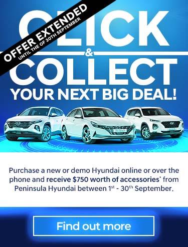 Peninsula Hyundai Click Collect August Hp